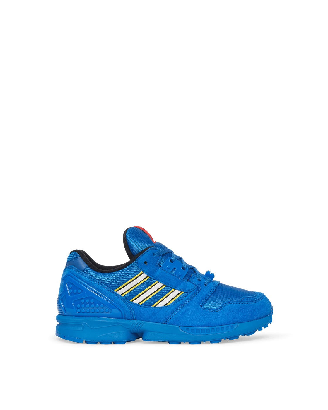 Photo: Adidas Originals Lego Zx 8000 Junior Sneakers Bright Royal/Ftwr White
