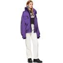 NAPA by Martine Rose Purple A-Allos Jacket