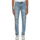 Ksubi Blue Dynamite Trash Chitch Jeans