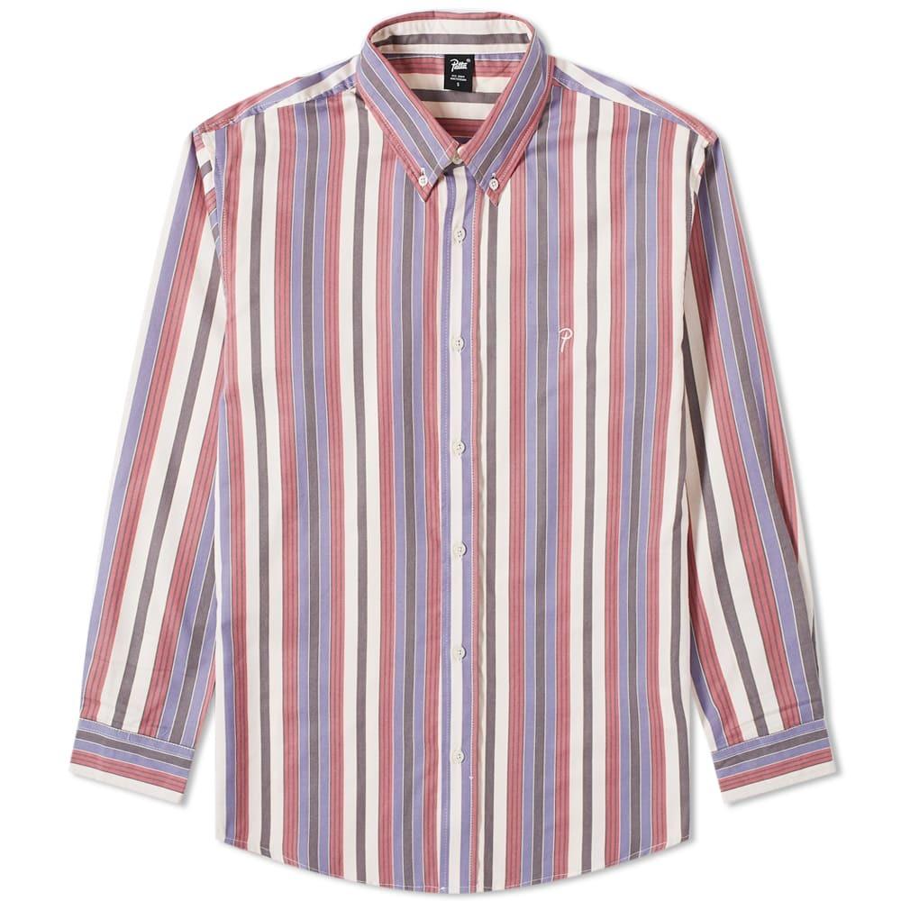 Photo: Patta Fresh Stripe Shirt