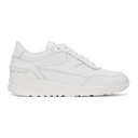 Common Projects White Track Classic Sneakers