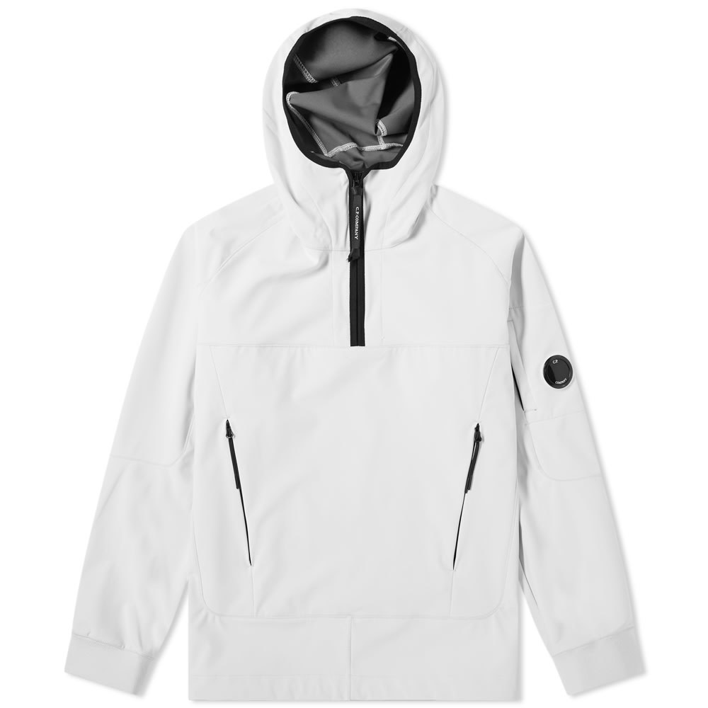 Photo: C.P. Company Soft Shell Popover Smock