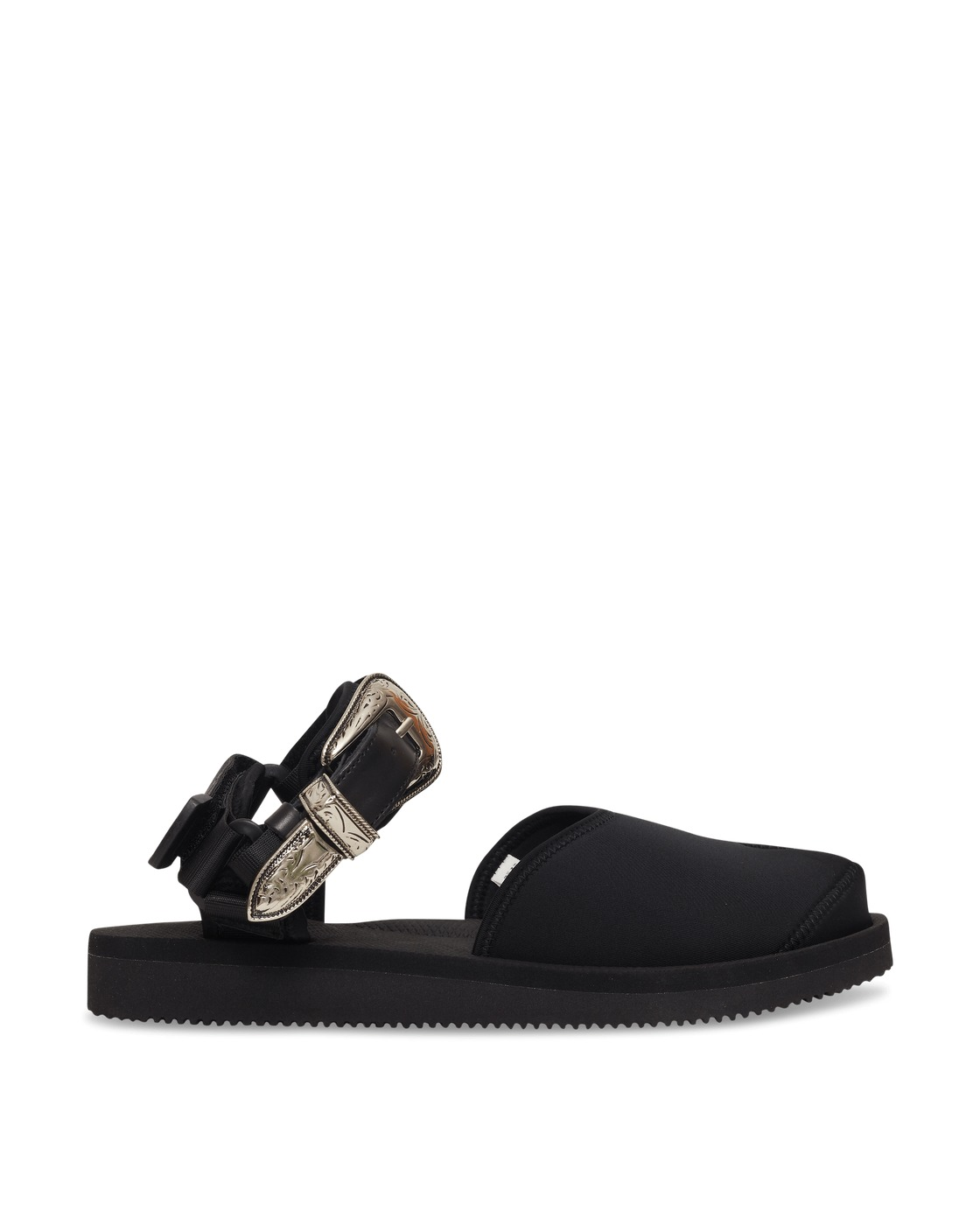 Photo: Suicoke Toga Vit 2tog Sandals Black