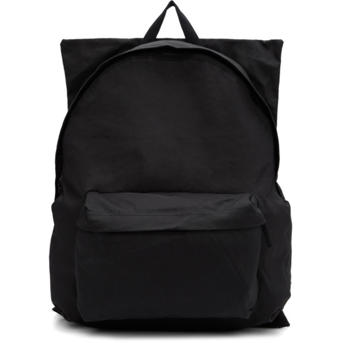 Photo: Raf Simons Black and White Eastpak Edition Poster Backpack