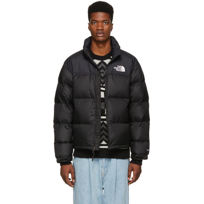 Photo: The North Face Black Down 1996 Retro Nuptse Jacket
