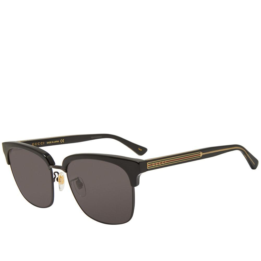 a091ea4c6 Gucci Web Wirecore Sunglasses Gucci