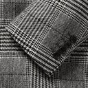 Dunhill - Prince of Wales Checked Wool and Cashmere-Blend Coat - Men - Gray