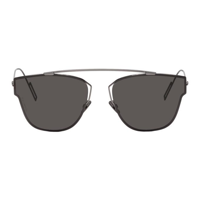 Photo: Dior Homme Black BlackTie254S Sunglasses