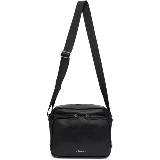 3.1 Phillip Lim Black Diego Camera Bag
