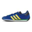 adidas Originals Blue Country OG Sneakers