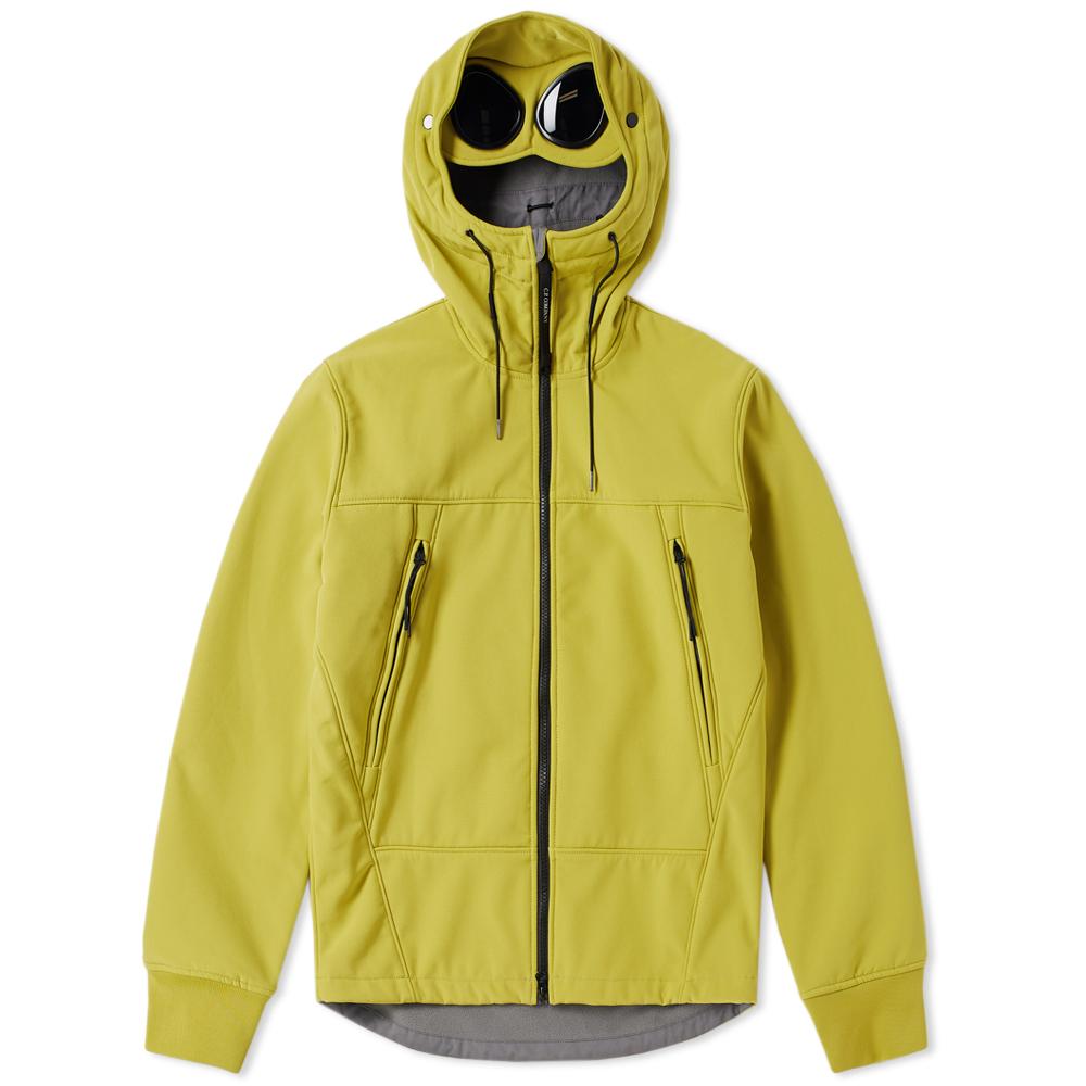 C.P. Company Softshell Goggle Jacket