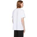 Raf Simons White Forest T-Shirt