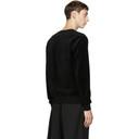 3.1 Phillip Lim Black Classic Velour Sweatshirt