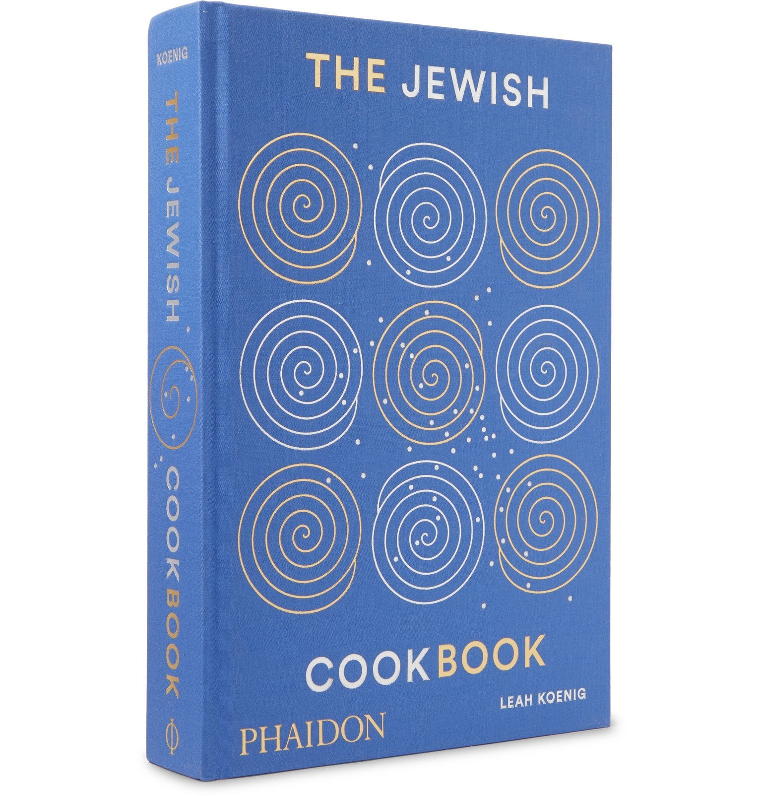 Photo: Phaidon - The Jewish Cookbook Hardcover Book - Blue