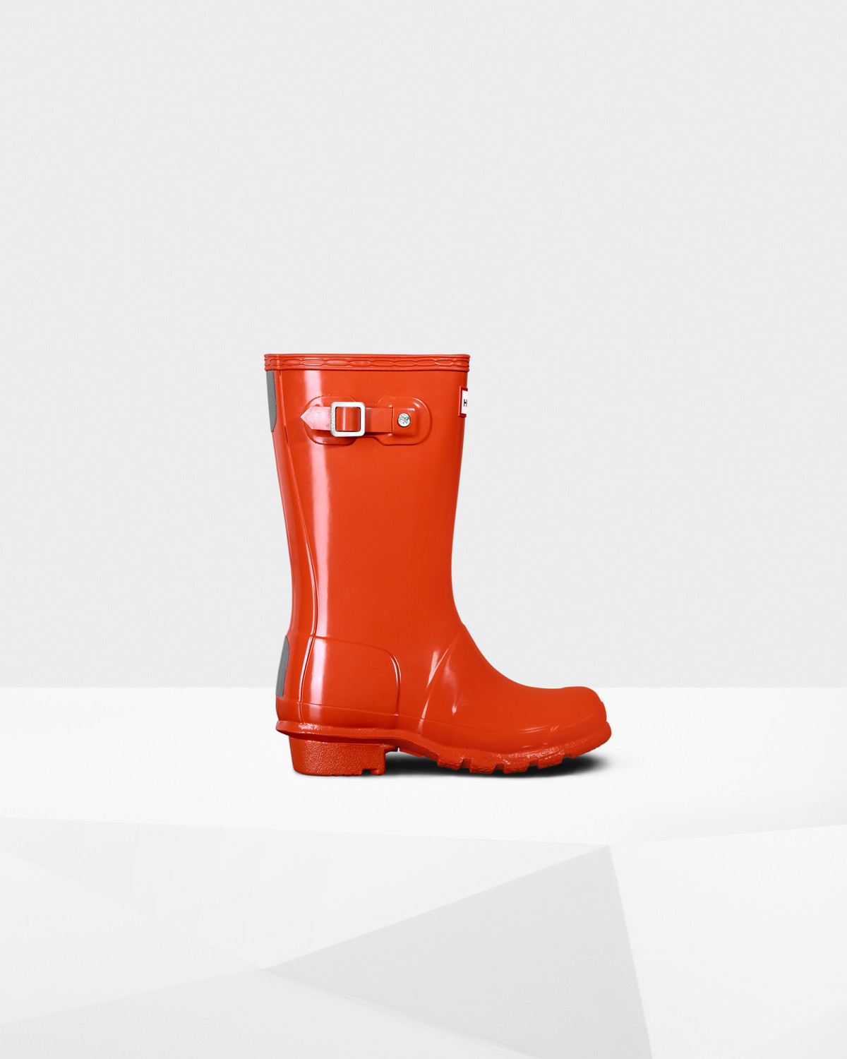 Photo: Original Kids' Gloss Rain Boots