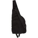 C.P. Company Black Nylon Messenger Bag