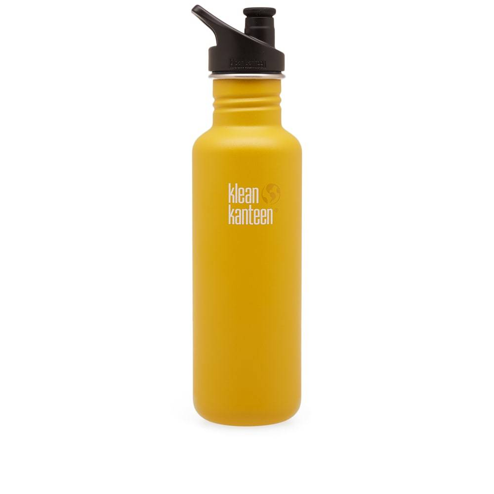 Photo: Klean Kanteen Classic Single Wall Sport 3.0 Bottle