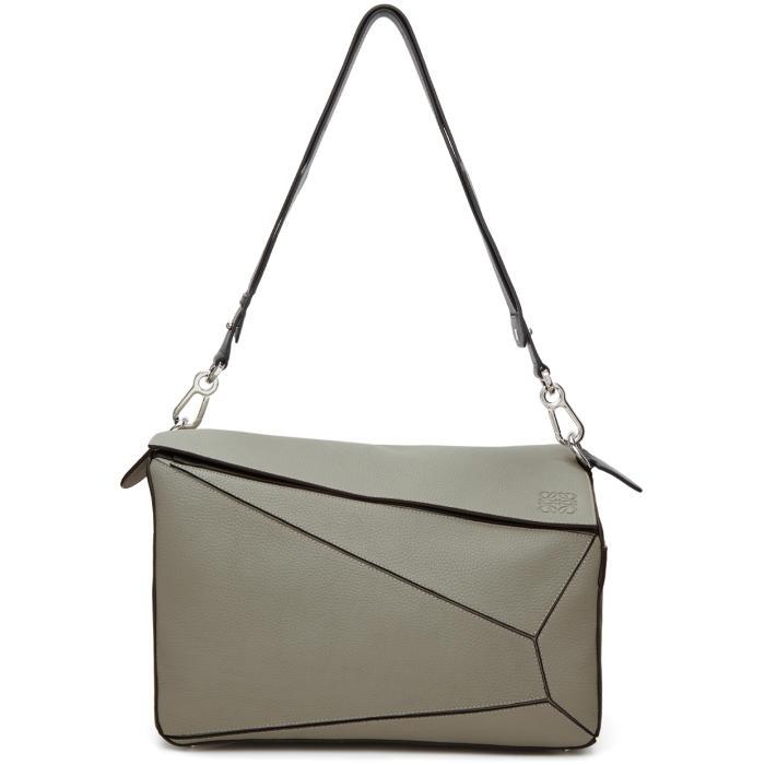 Photo: Loewe Grey XL Puzzle Bag