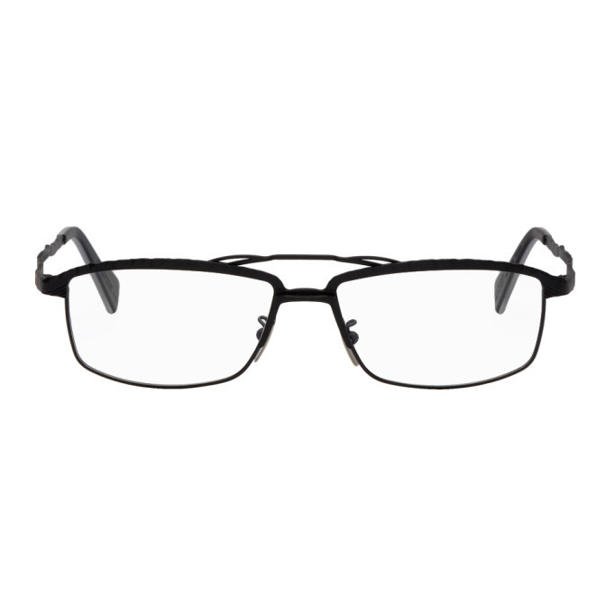 Photo: Kuboraum Black H57 BM Glasses