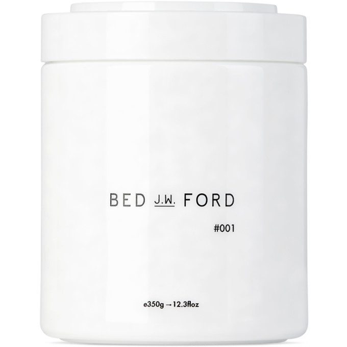 Photo: BED J.W. FORD 001 Candle, 12.3 oz