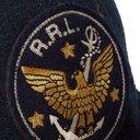 RRL - Logo-Embroidered Wool-Blend Baseball Cap - Men - Navy