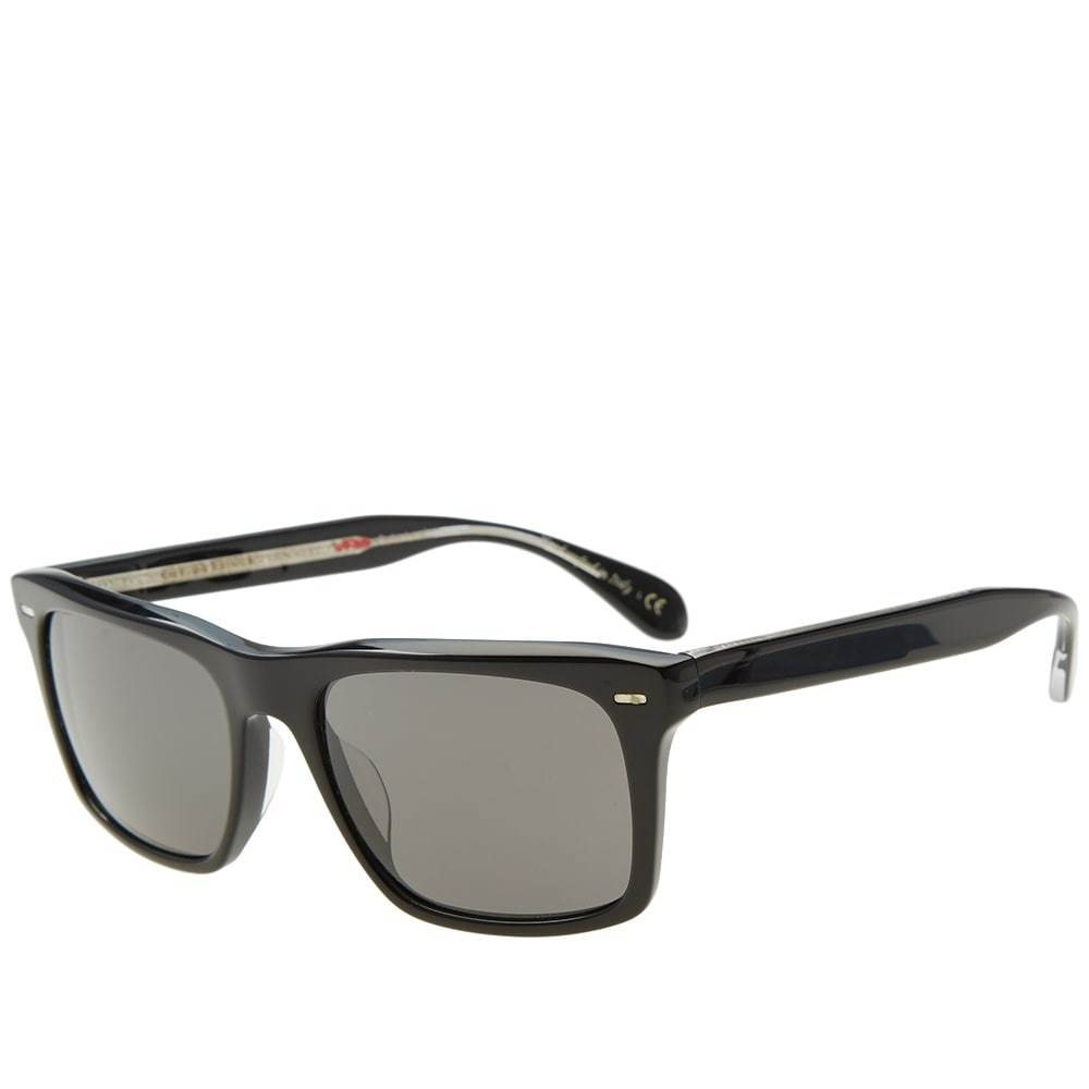Oliver Peoples Brodsky Sunglasses Black