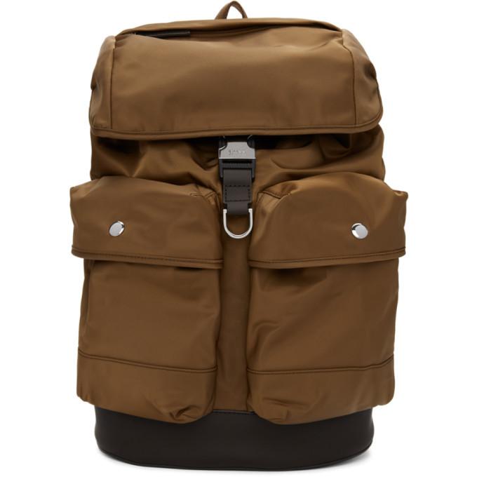 Photo: Boss Brown Meridian Backpack