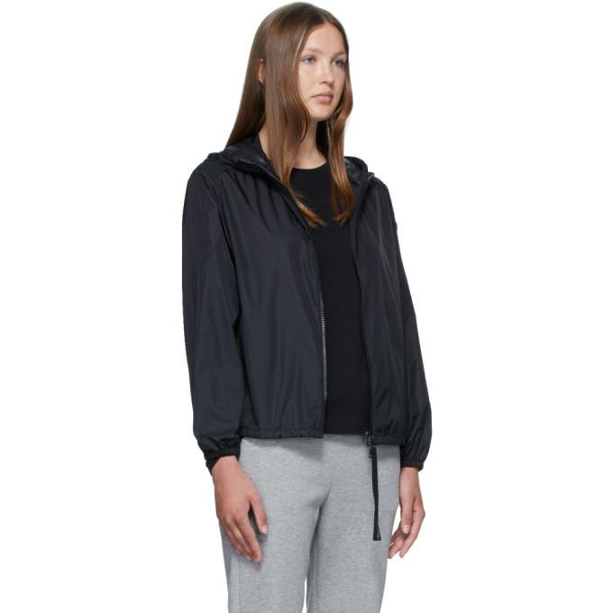 Moncler Black Anthracite Jacket