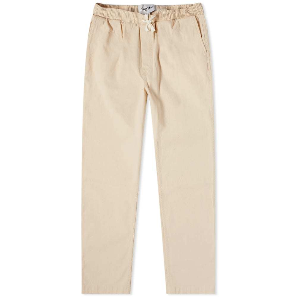 Photo: Corridor Garment Dyed Drawstring Pant