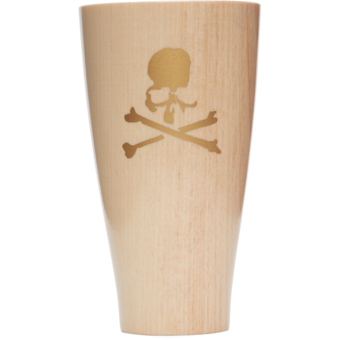 Photo: mastermind WORLD Beige Sakura Beer Mug