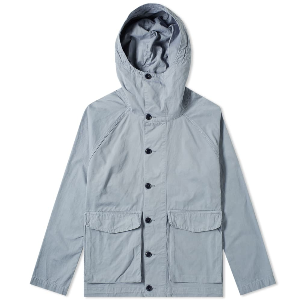 Photo: Albam Garment Dyed Hooded Parka