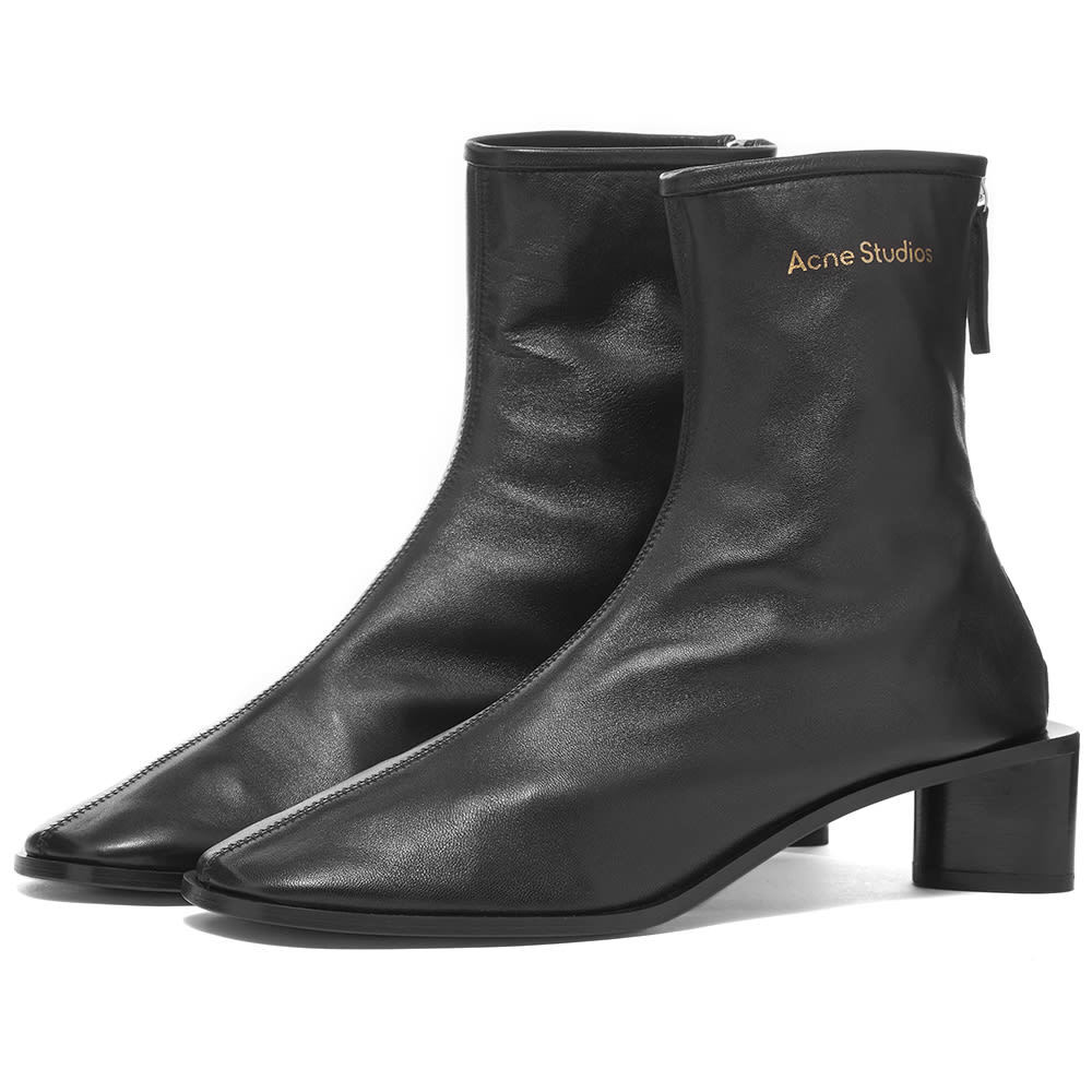 Photo: Acne Studios Leather Ankle Boot