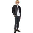 Belstaff Black Down Circuit Puffer Jacket