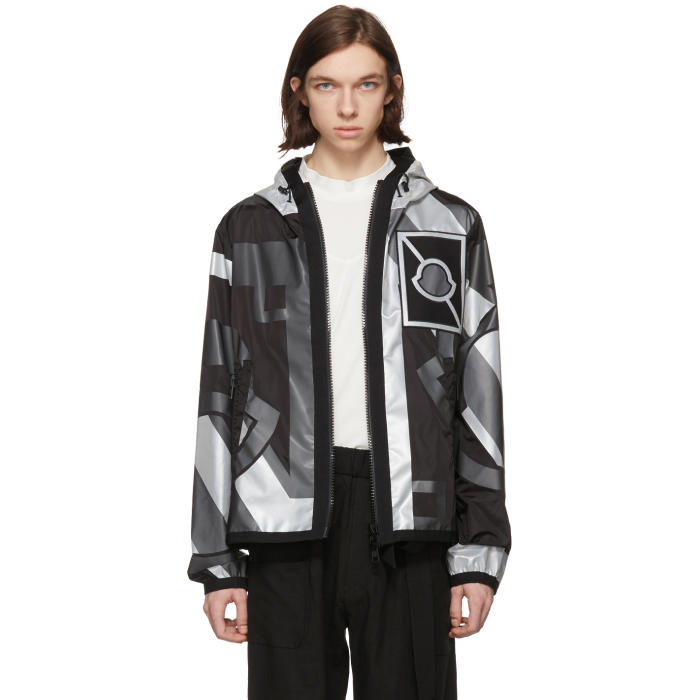 Photo: Moncler C Black Gauss Jacket