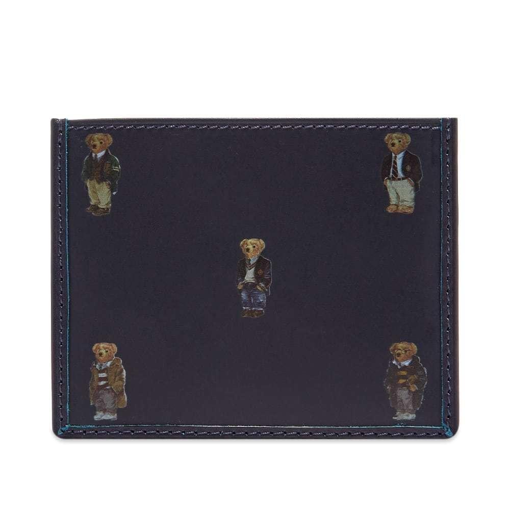 Photo: Polo Ralph Lauren All Over Bear Card Holder