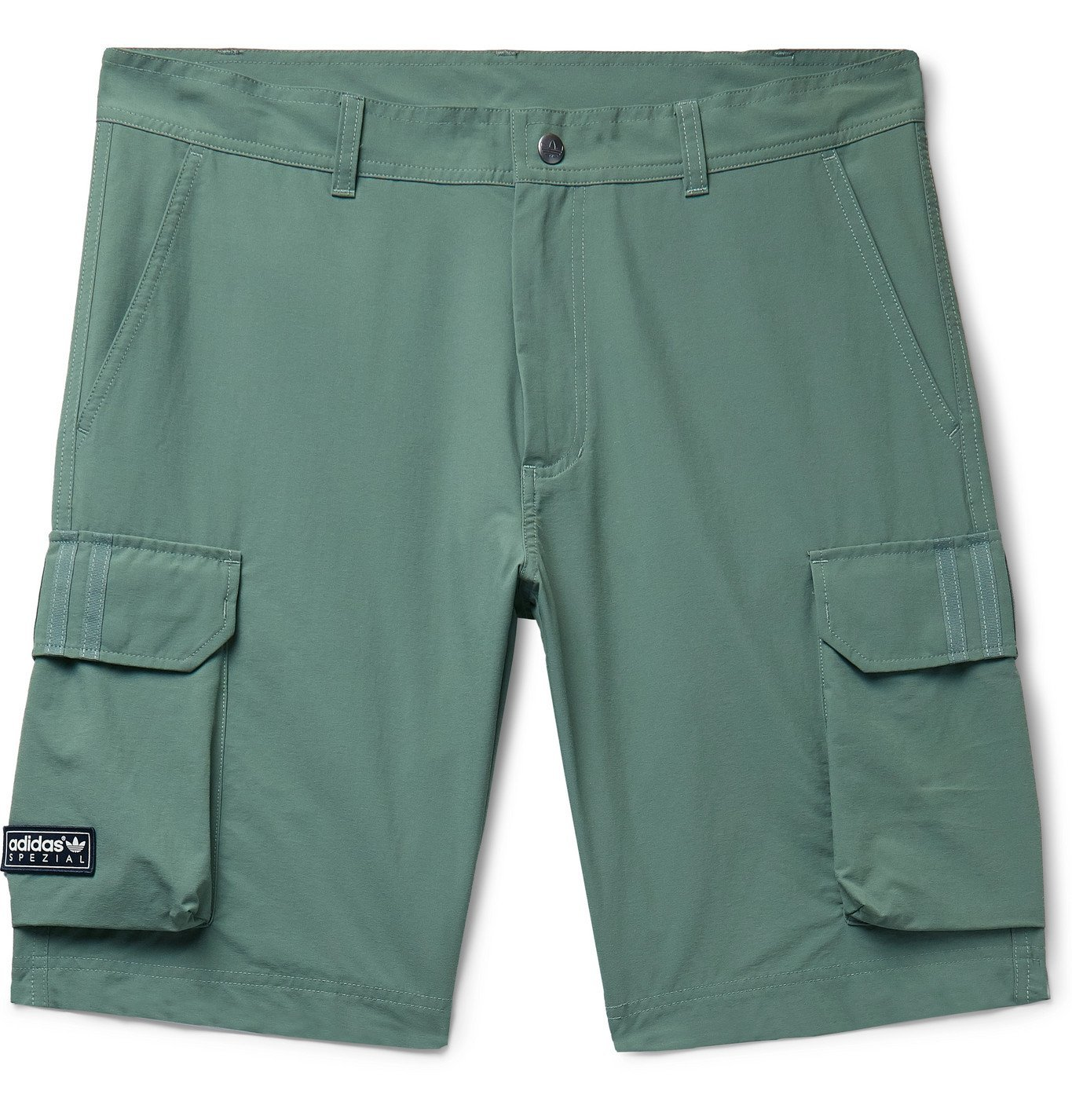 SPEZIAL Standish Shell Cargo Shorts