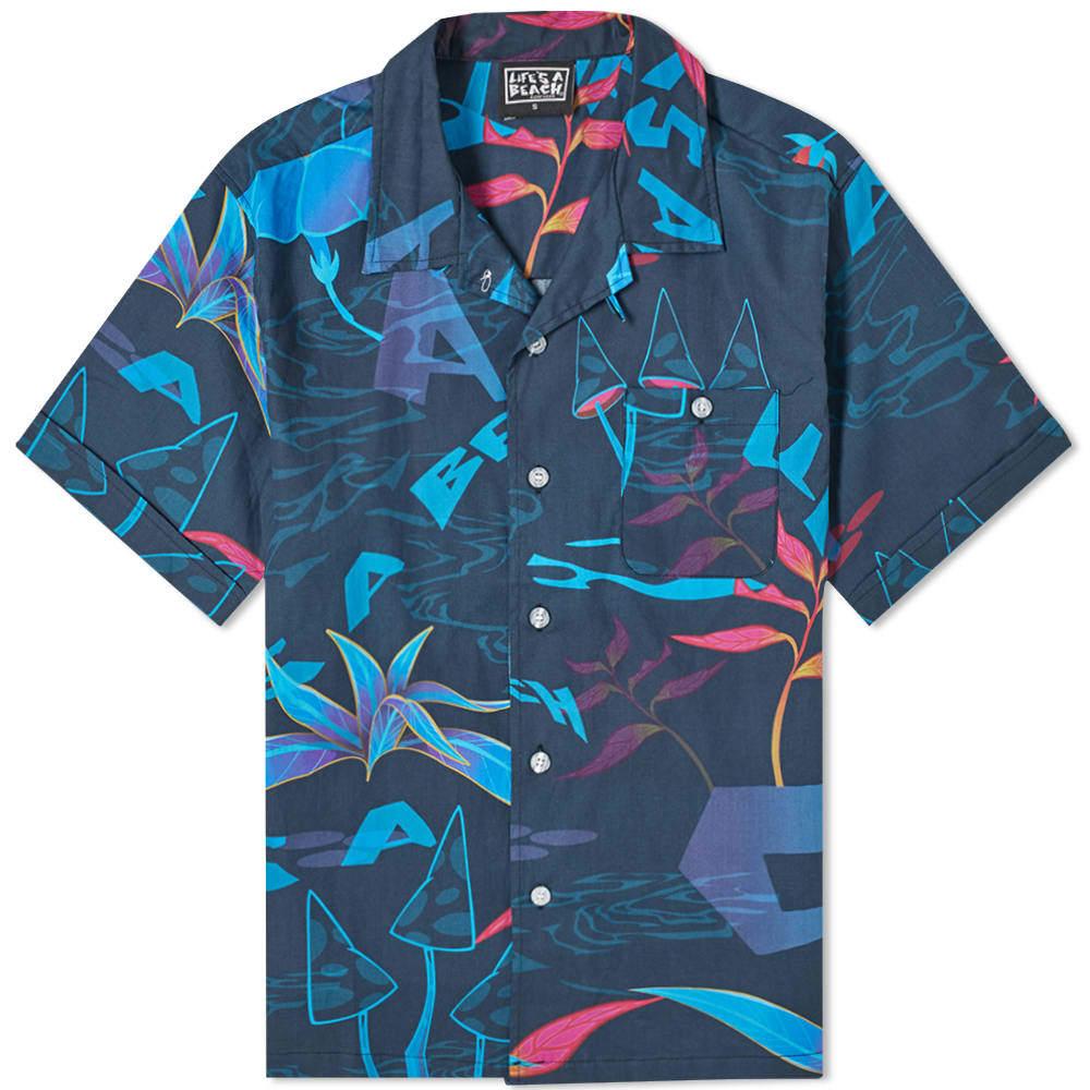 Photo: Life's a Beach Psyche Tropic Shirt