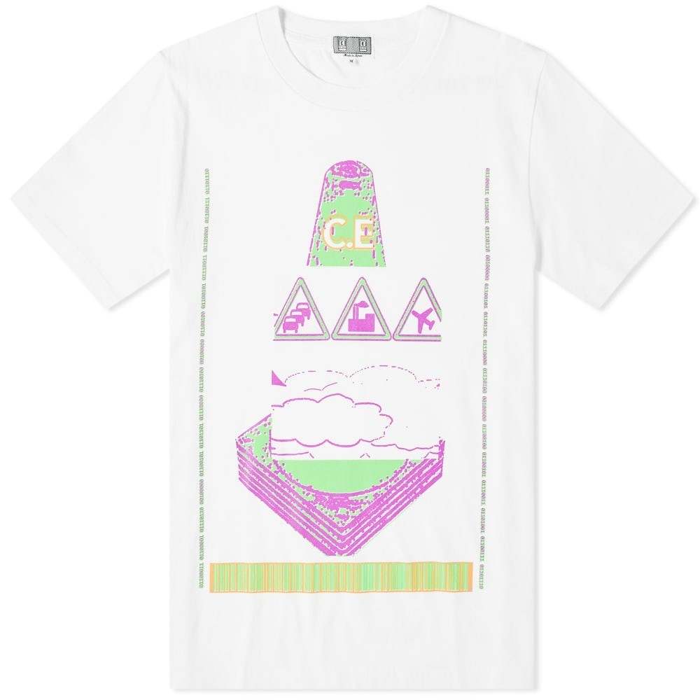 Photo: Cav Empt C.E Cone Tee