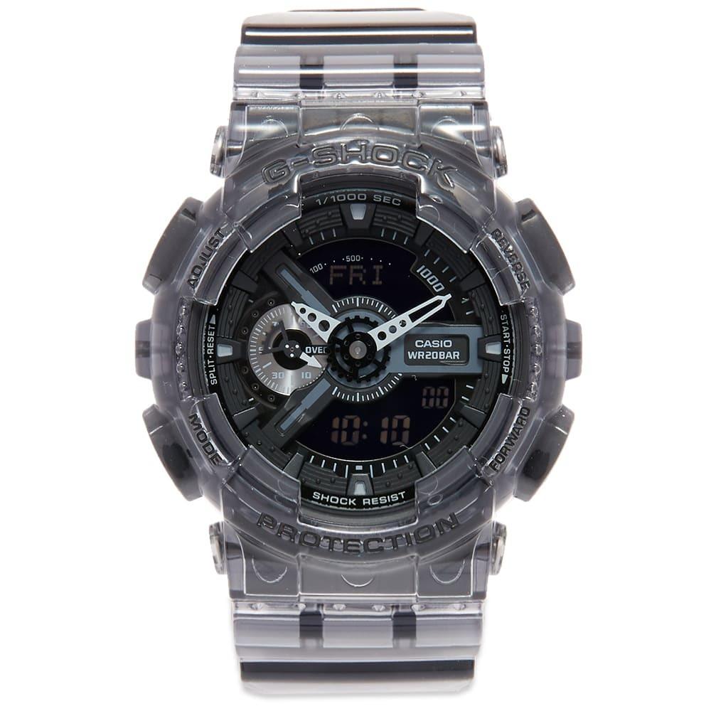 Photo: Casio G-Shock GA-110 Transparent Watch