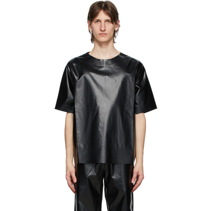 Photo: Kassl Editions Black Oil T-Shirt