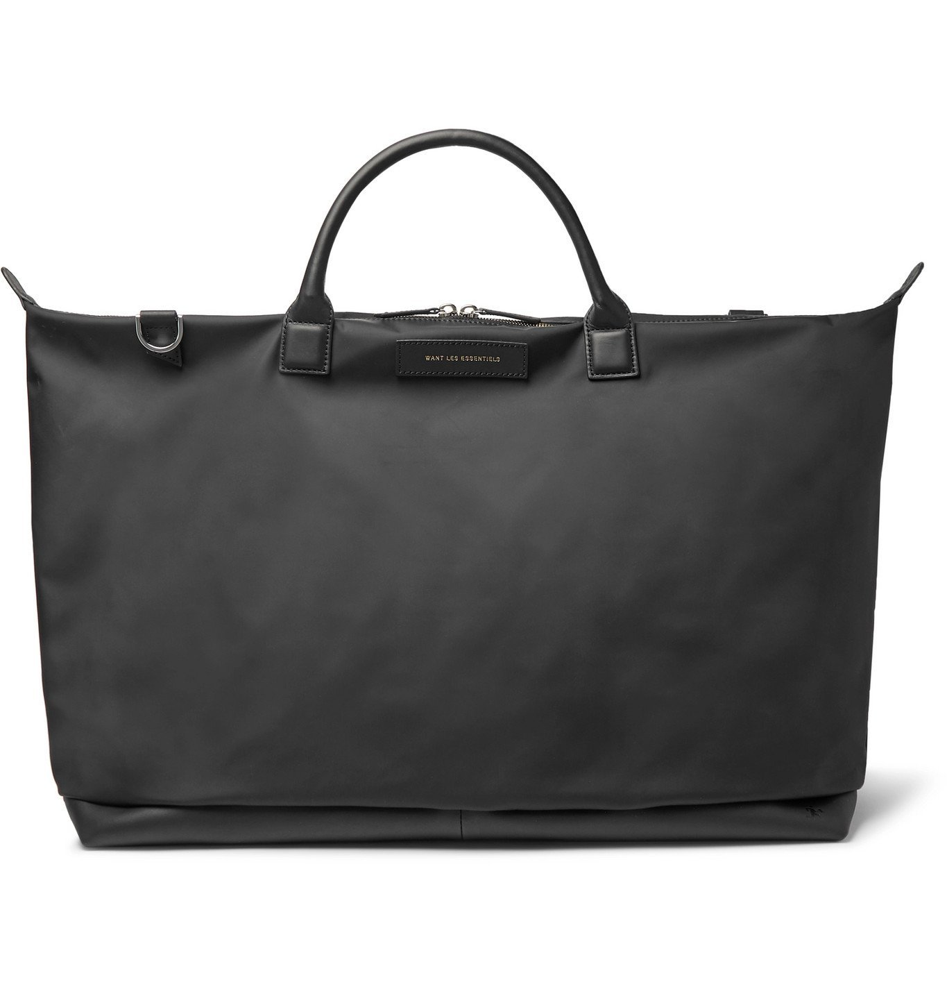Photo: WANT LES ESSENTIELS - Hartsfield Nylon Tote Bag - Black