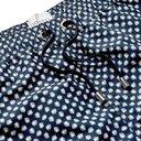 Sunspel - Long-Length Printed Swim Shorts - Blue