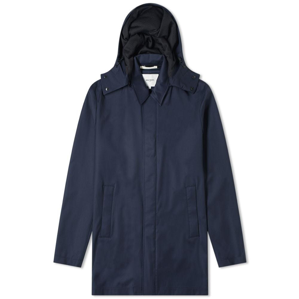Photo: Norse Projects Trondheim Loro Piana Parka