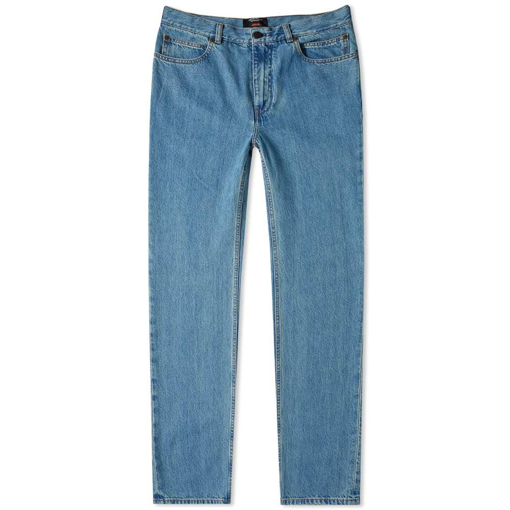 Photo: Calvin Klein 205W39NYC JAWS Back Pocket Jean