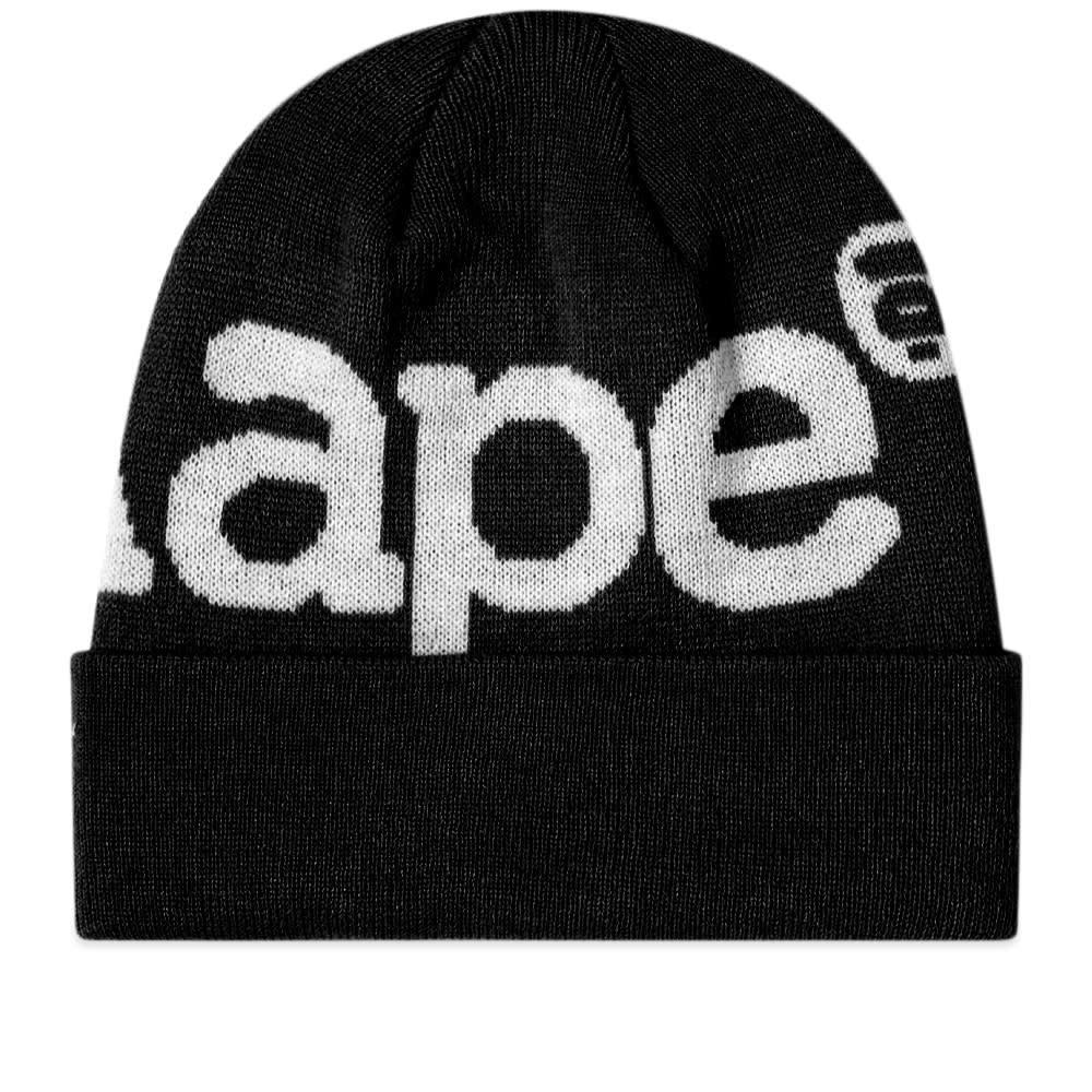 Photo: AAPE Large Logo Beanie