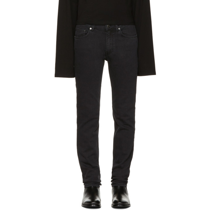 Photo: Acne Studios Black Ace Jeans