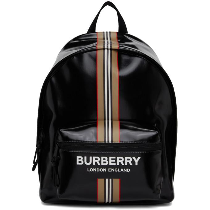 Photo: Burberry Black Jett Backpack