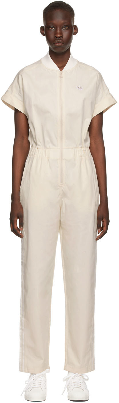 Photo: adidas Originals Off-White No-Dye Jumpsuit