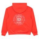 Martine Rose Classic Hooded Sweatshirt Red