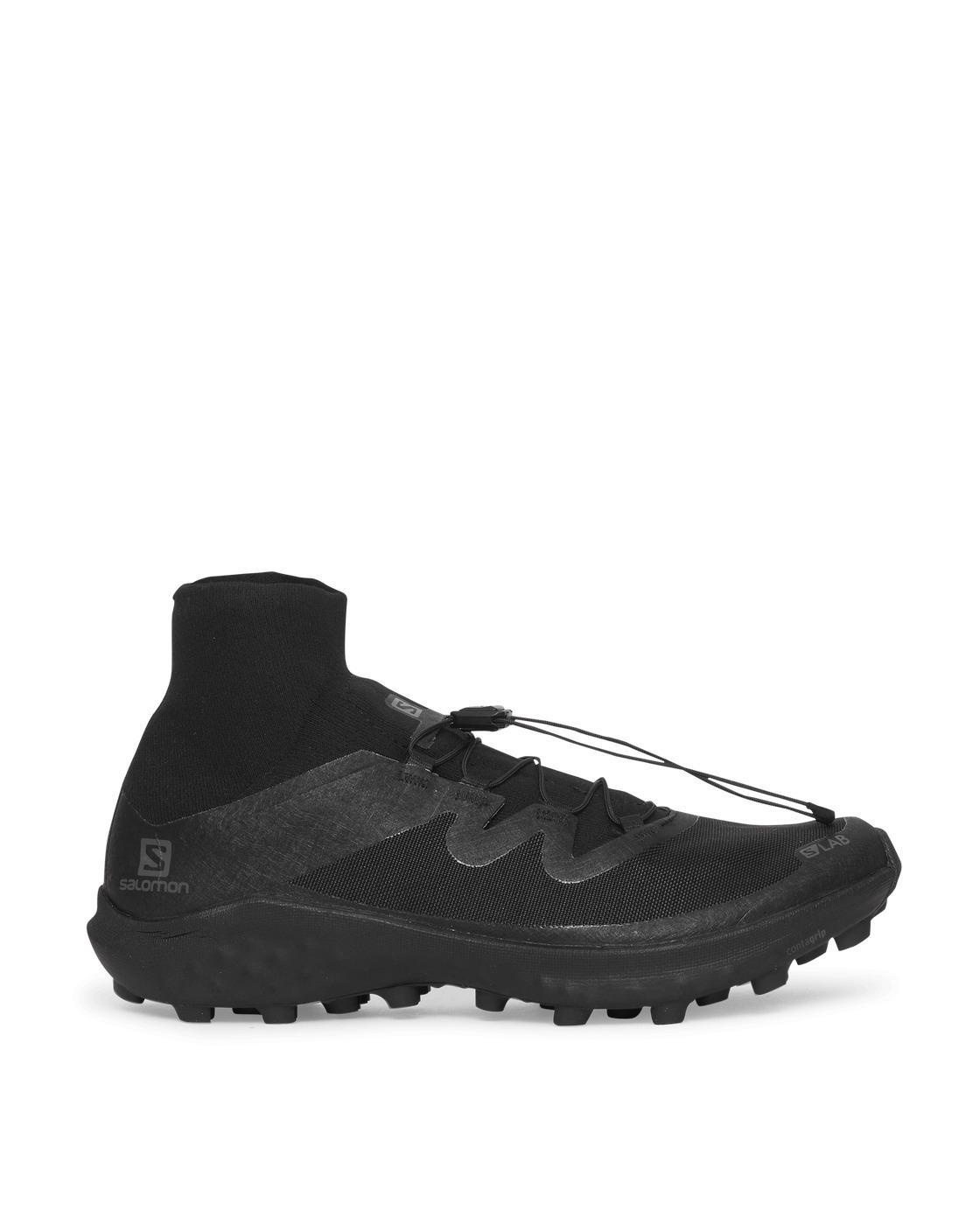 Photo: Salomon S/Lab Cross Black Ltd Sneakers Black/Black